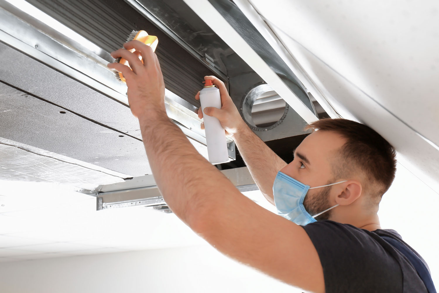 Air Duct Cleaning - Water Mold Fire Restoration